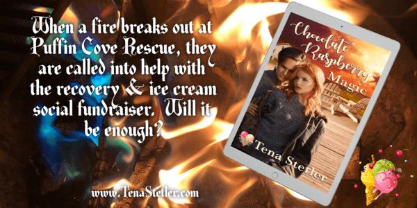 Read the series: Chocolate Raspberry Magic by Tena Stetler @TenaStetler #RLFblog #Paranormal Romance/Mystery