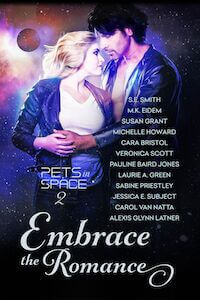 Embrace the Romance: Pets in Space 2 by Multiple Authors #RLFblog #SciFi #Romance