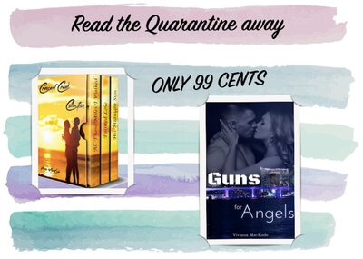Is It True: Crescent Creek Series and Guns For Angels by Viviana MacKade @ViviMackade #RLFblog #RomanticSuspense