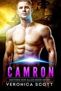 Camron: A Badari Warriors #SciFi by Veronica Scott @vscotttheauthor #RLFblog #SciFiRomance