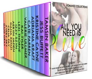 Fall for You from All You Need is Love (Boxed Set) by Valerie Ullmer @valerieullmer #RLFblog #NewRelease #MM